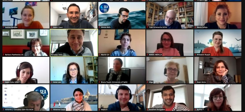 SEA-EU DOC consortium meeting